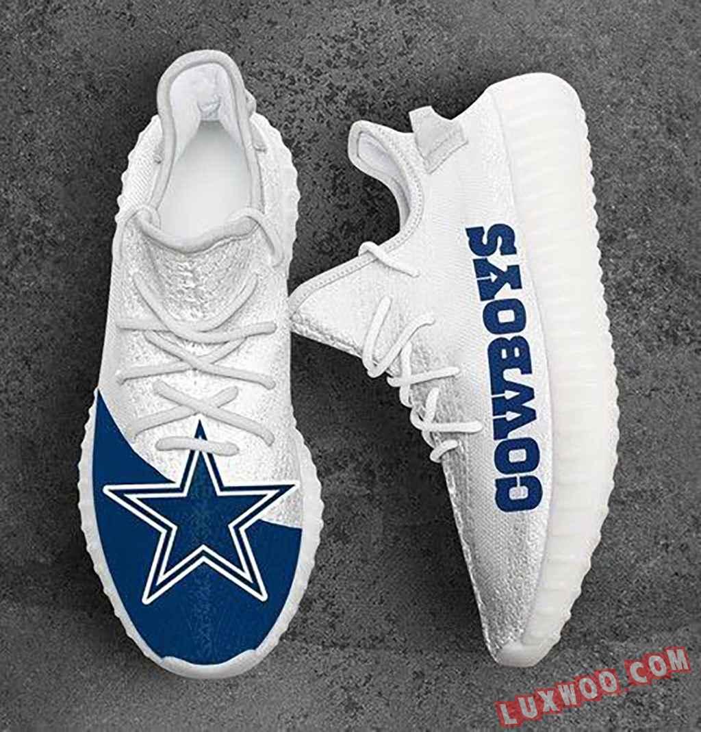 Dallas Cowboys Nfl Sport Teams Yeezy Boost 350 V2