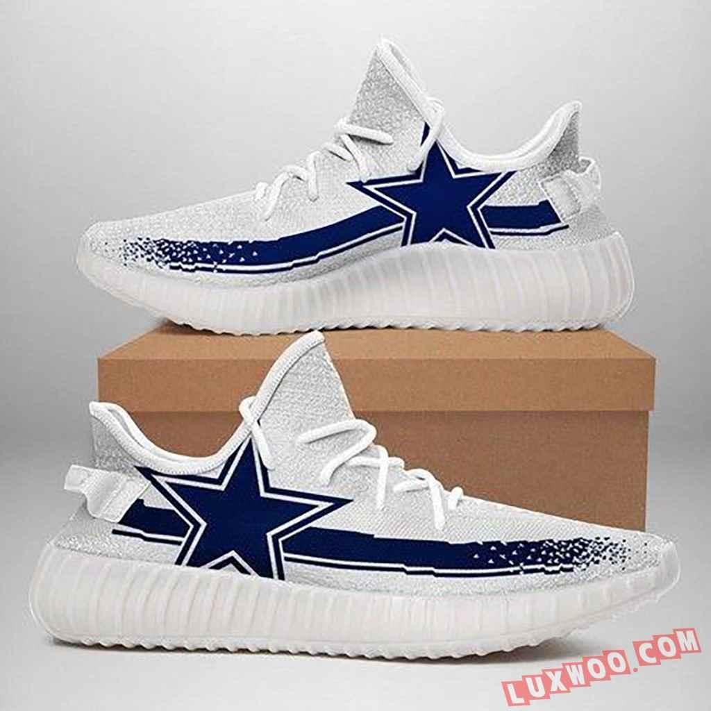 Dallas Cowboys Nfl Yeezy Shoes