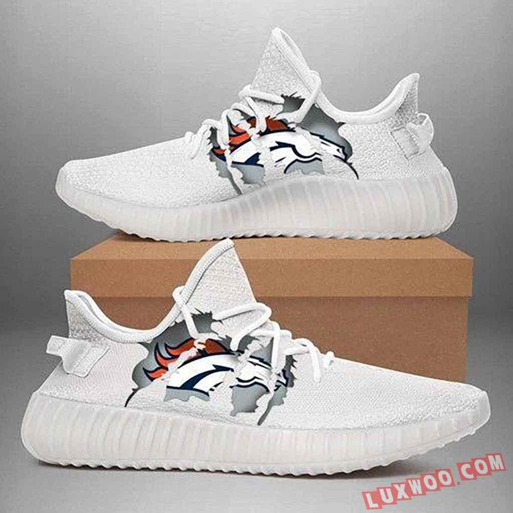 Denver Broncos Yeezy Shoes