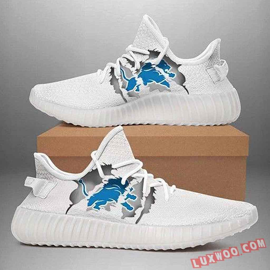 Detroit Lions Yeezy Shoes