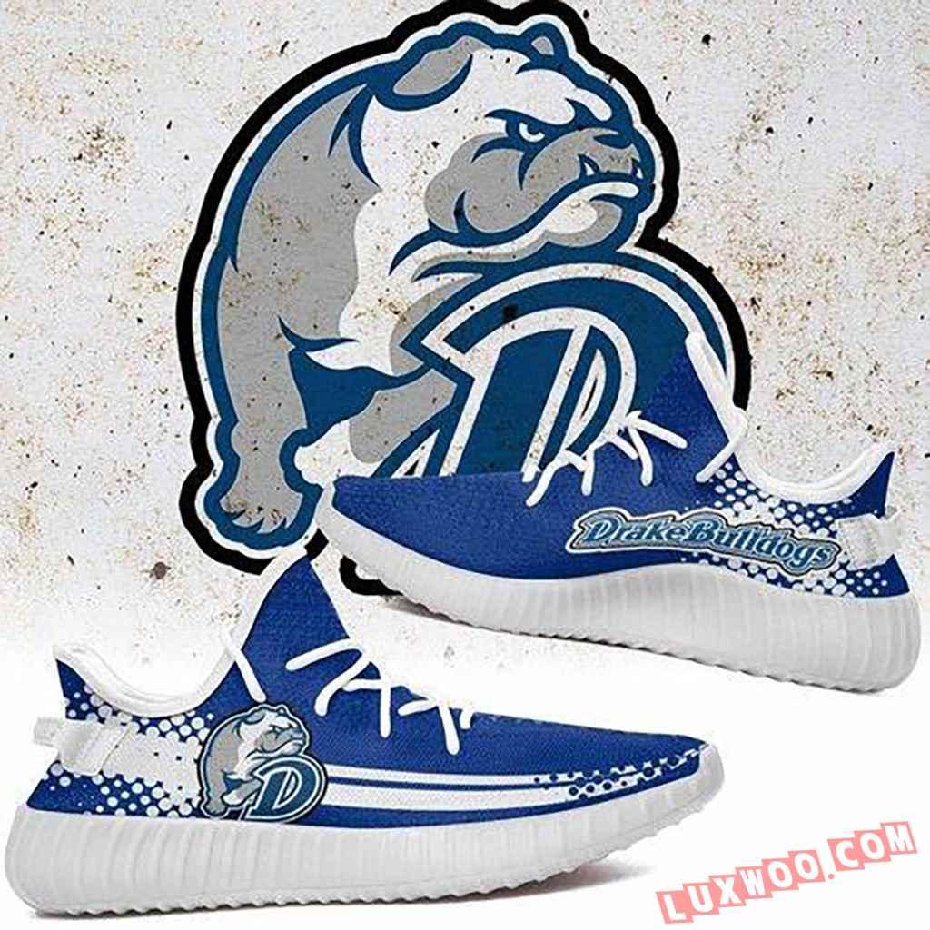 Drake Bulldogs Ncaa Sport Teams Yeezy Boost 350 V2