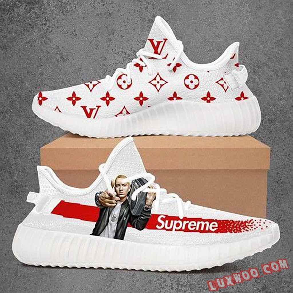 Eminem Yeezy Boost 350 V2 Shoes Top