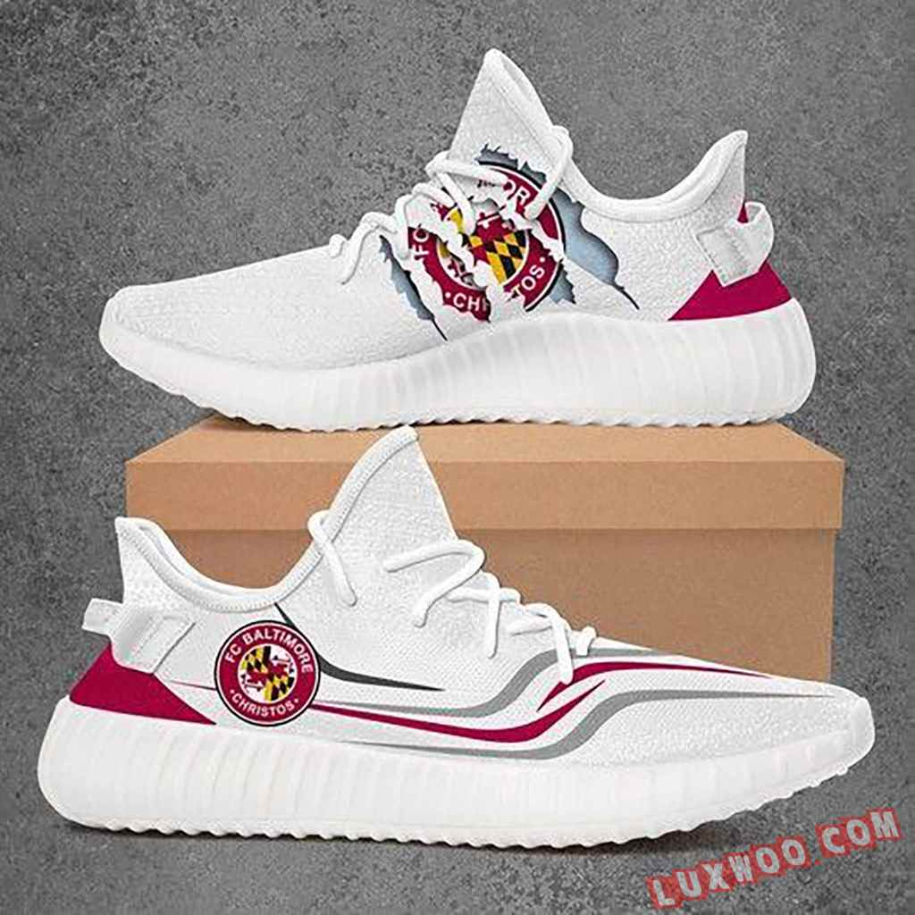Fc Baltimore Christos Us Open Cup Yeezy Boost 350 V2