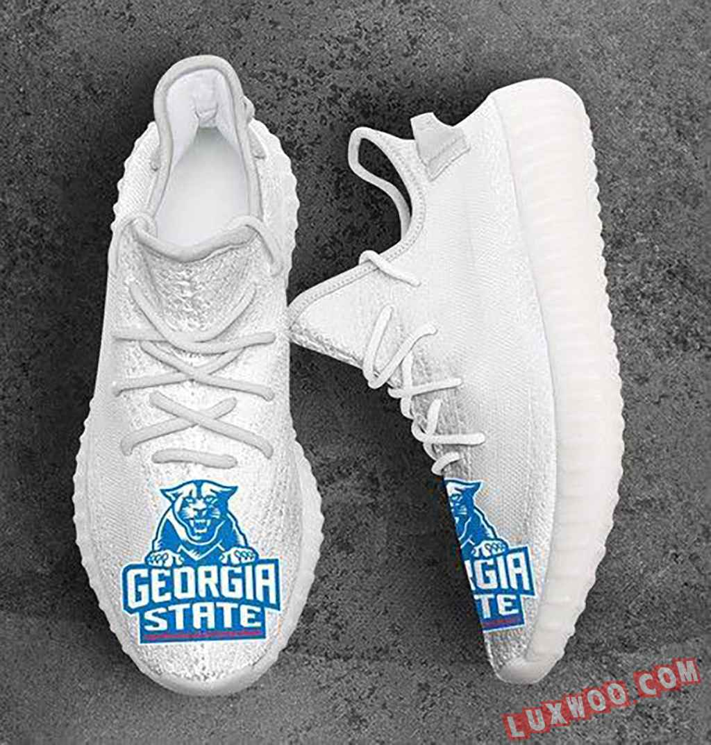 Georgia State Panthers Ncaa Sport Teams Yeezy Boost 350 V2
