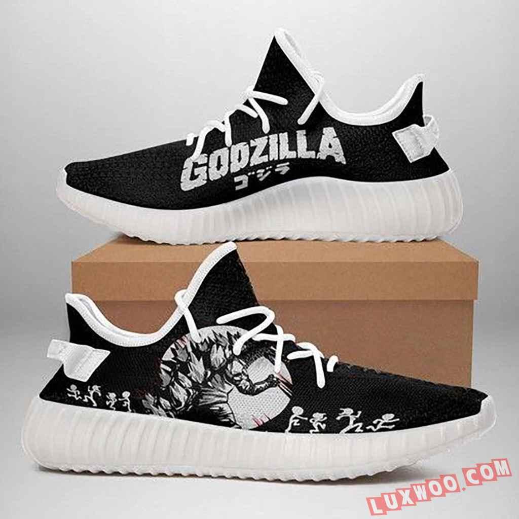 Godzilla Yeezy Boost 350 V2 Shoes Top