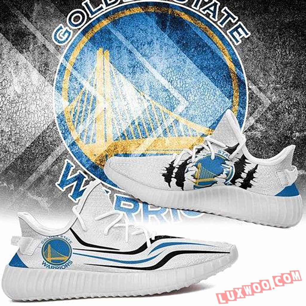 Golden State Warriors Nba Sport Teams Yeezy Boost 350 V2