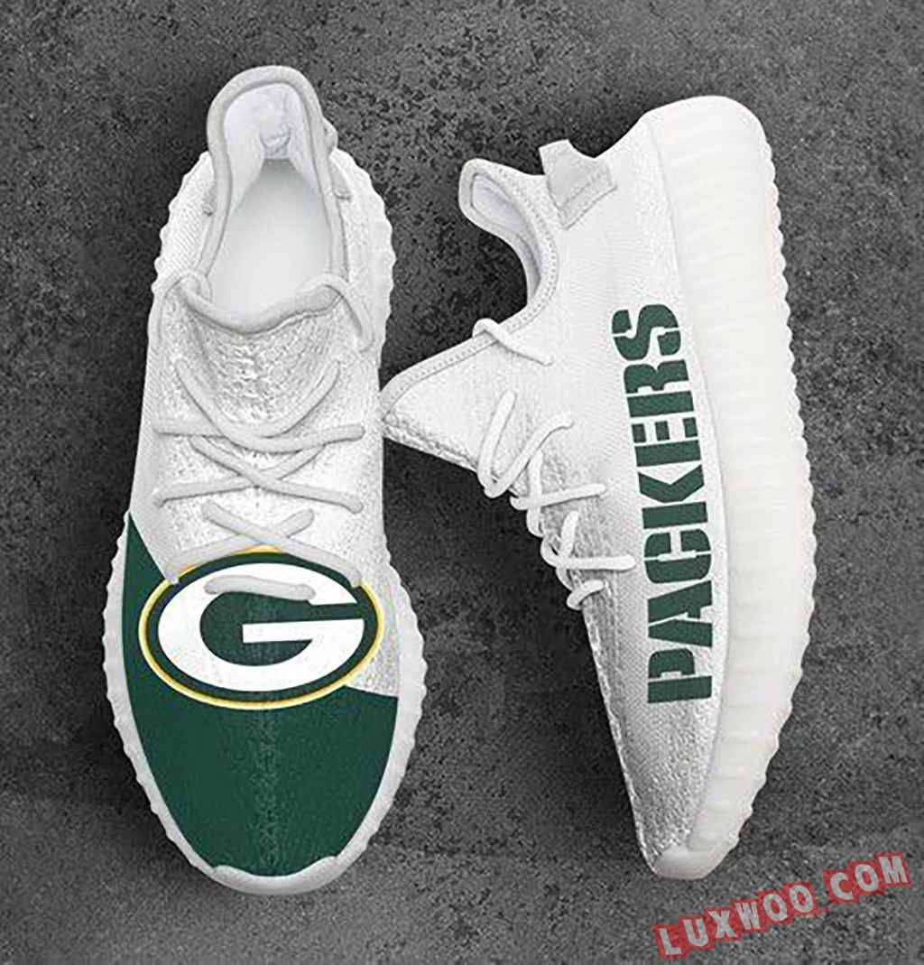 Green Bay Packers Nfl Sport Teams Adidas Yeezy Boost 350 V2