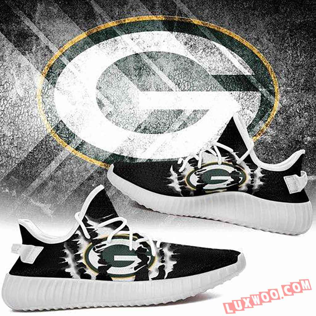 Green Bay Packers Nfl Sport Teams Yeezy Boost 350 V2 2020