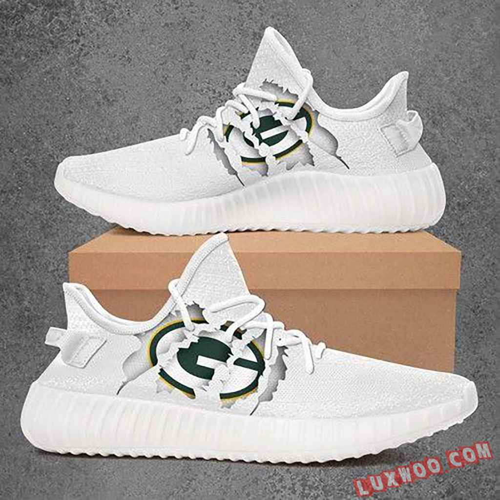 Green Bay Packers Nfl Sport Teams Yeezy Boost 350 V2