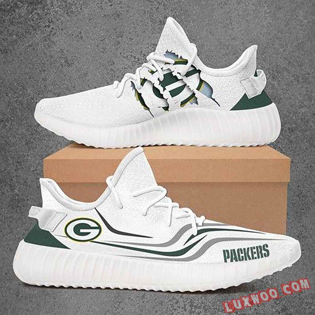 Green Bay Packers Nfl Yeezy Boost