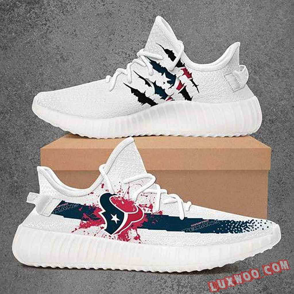 Houston Texans Nfl Sport Teams Yeezy Boost