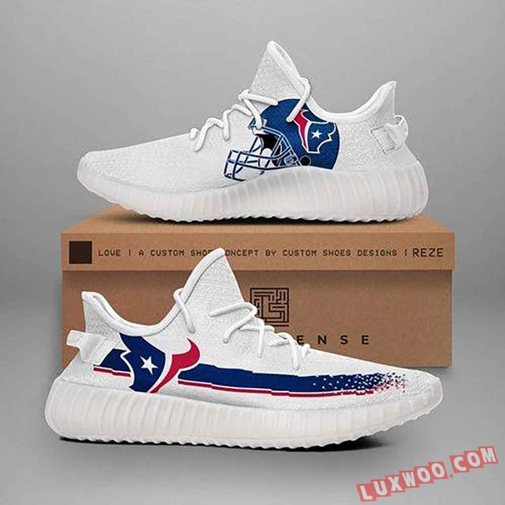 Houston Texans Nfl Teams Yeezy Boost 350 V2
