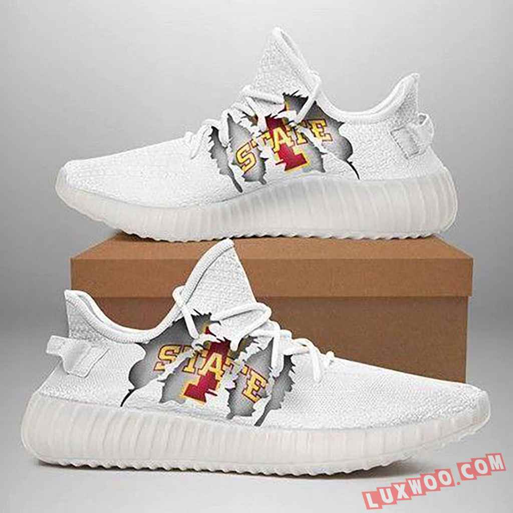 Iowa State Cyclones Ripped Running Shoes Yeezy 350v2