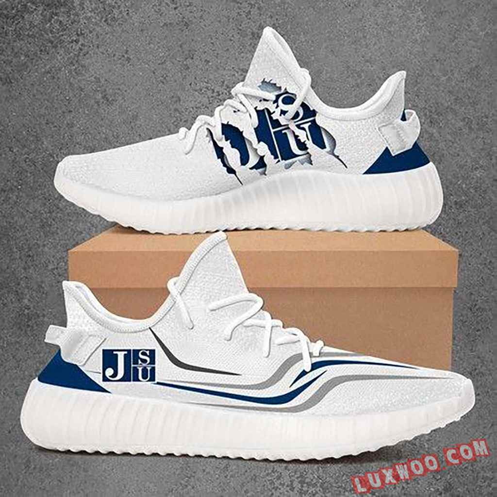 Jackson State Tigers Ncaa Sport Teams Yeezy Boost 350 V2