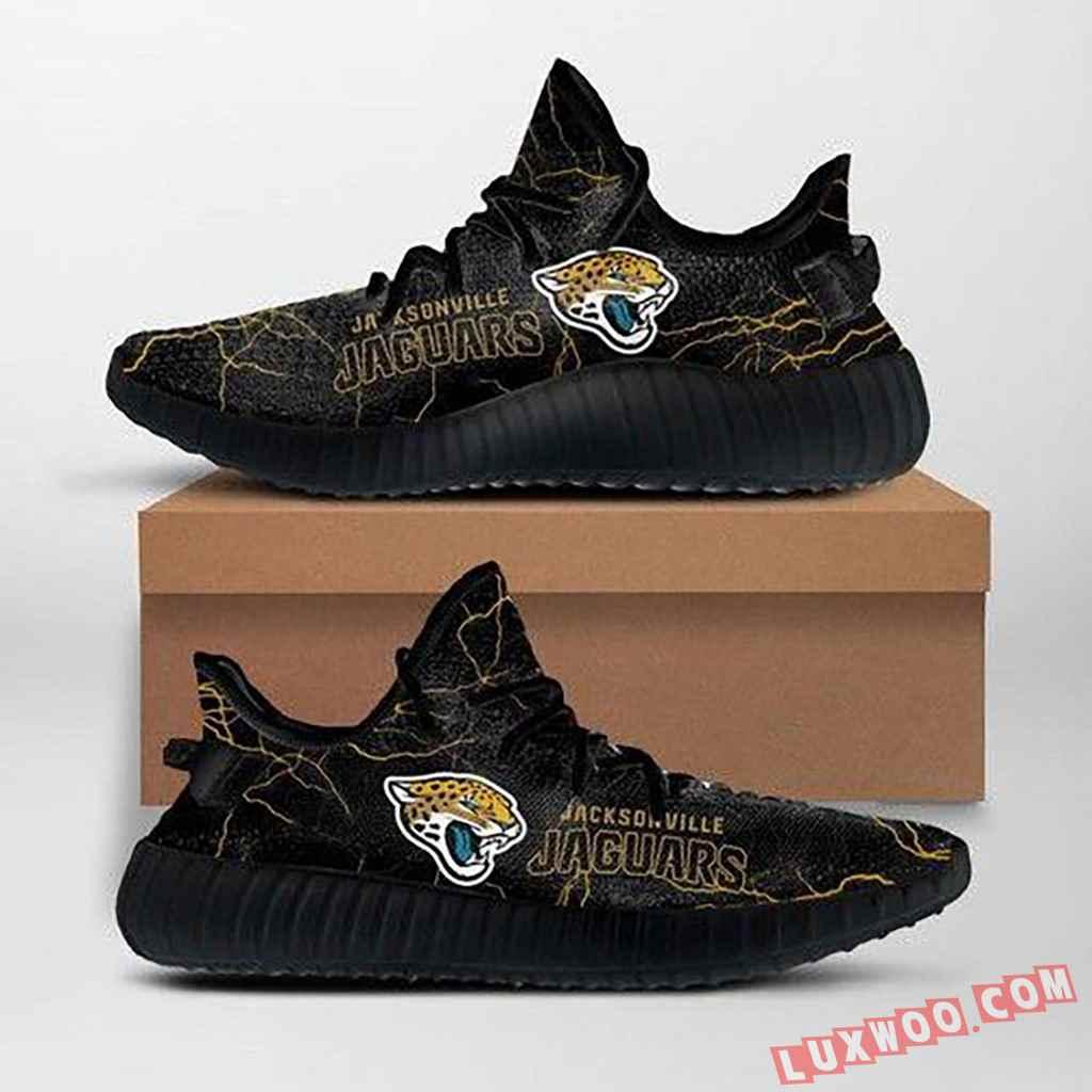Jacksonville Jaguars Nfl Custom Yeezy Shoes For Fans Ffs7016