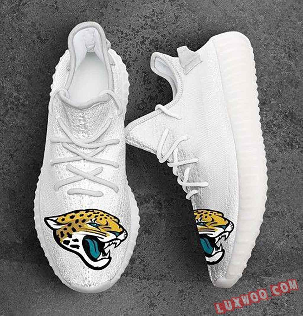Jacksonville Jaguars Nfl Yeezy Boost
