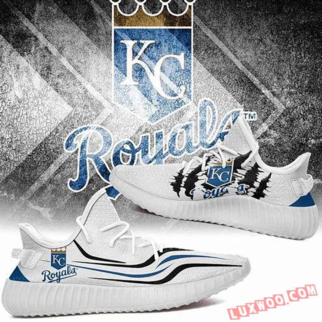 Kansas City Royals Mlb Sport Teams Yeezy Boost 350 V2
