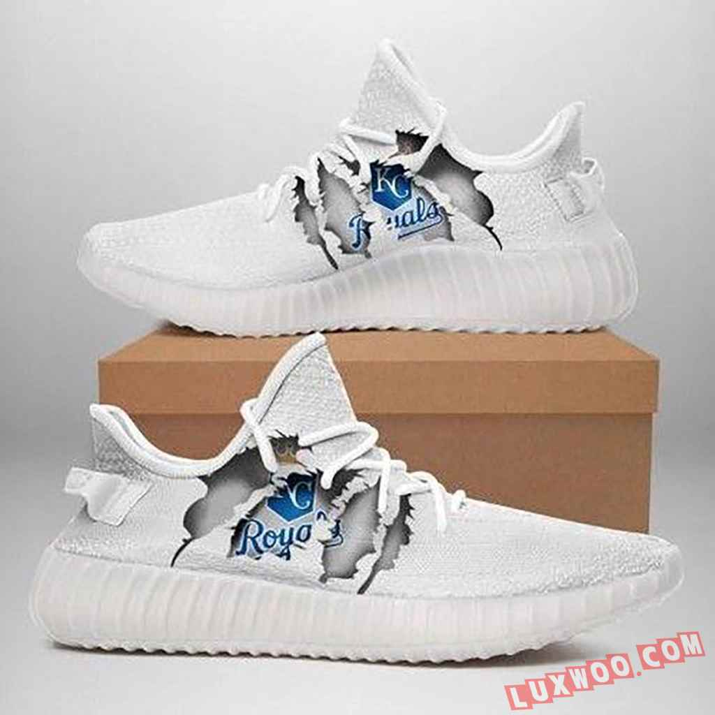 Kansas City Royals Yeezy Sneaker