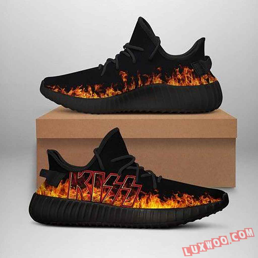 Kiss 1 Band Yeezy Boost 350 V2