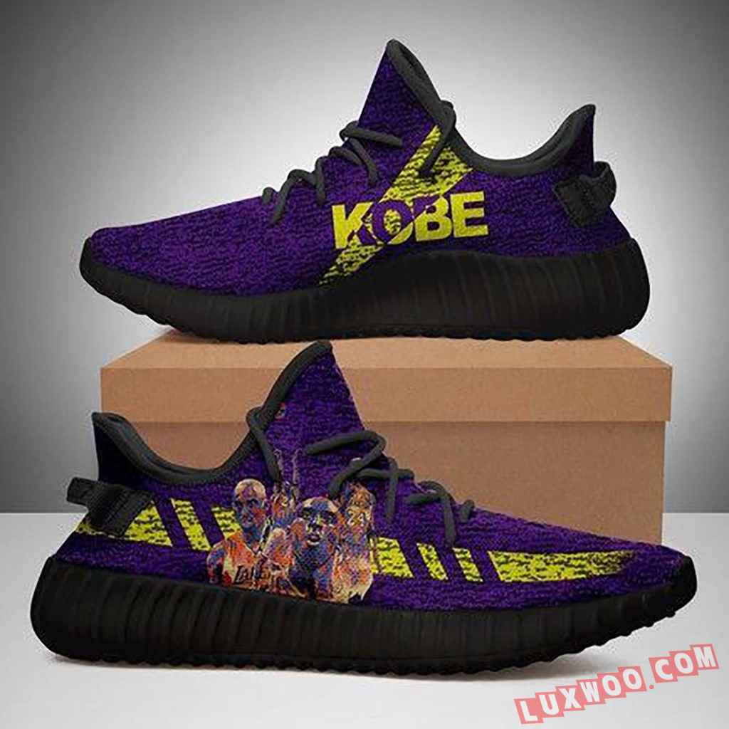 Kobe Bryant Los Angeles Lakers Yeezy Sneaker