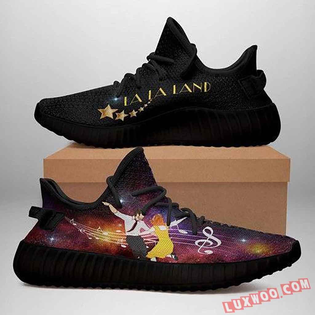 Lalaland Black Yeezy Sneakers Pt038b