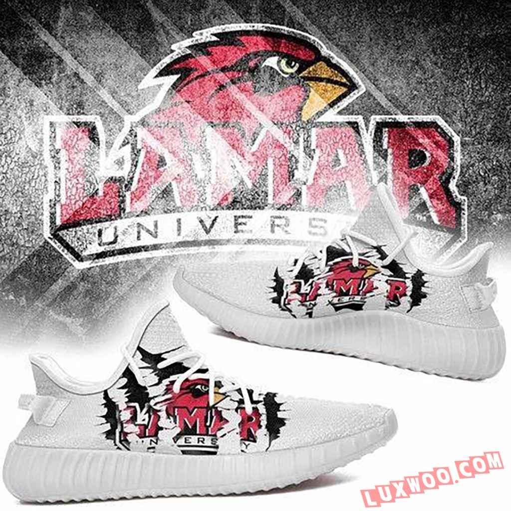 Lamar Cardinals Ncaa Sport Teams Yeezy Boost 350 V2 Unisex