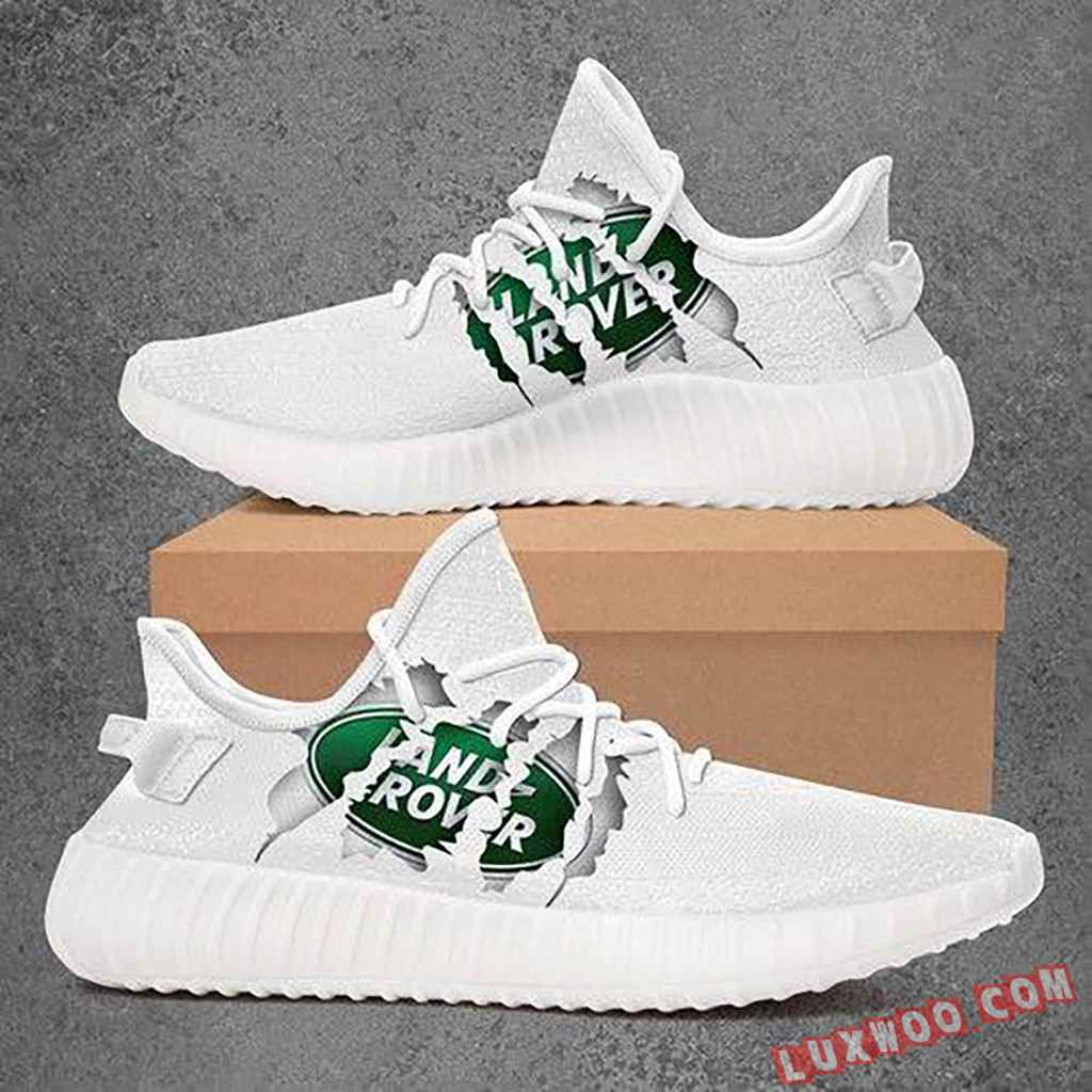 Land Rover Car Yeezy Boost 350 V2