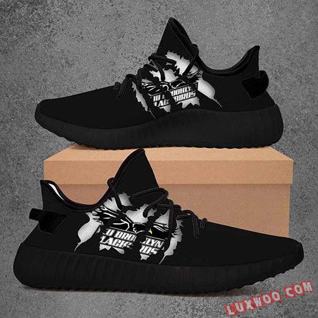 Liu Brooklyn Blackbirds Ncaa Yeezy Boost 350 V2 Shoes Sport Teams