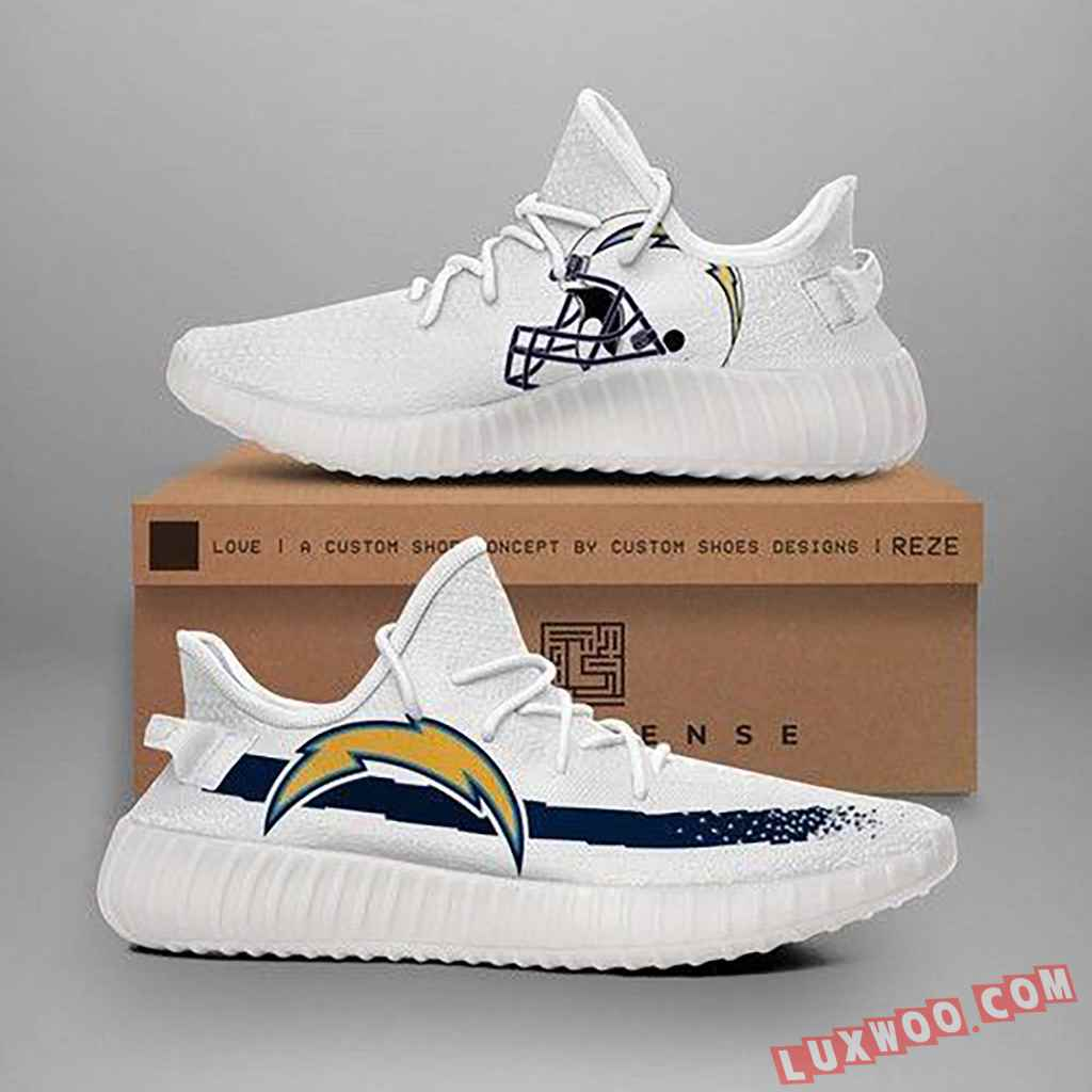 Los Angeles Chargers Nfl Teams Yeezy Boost
