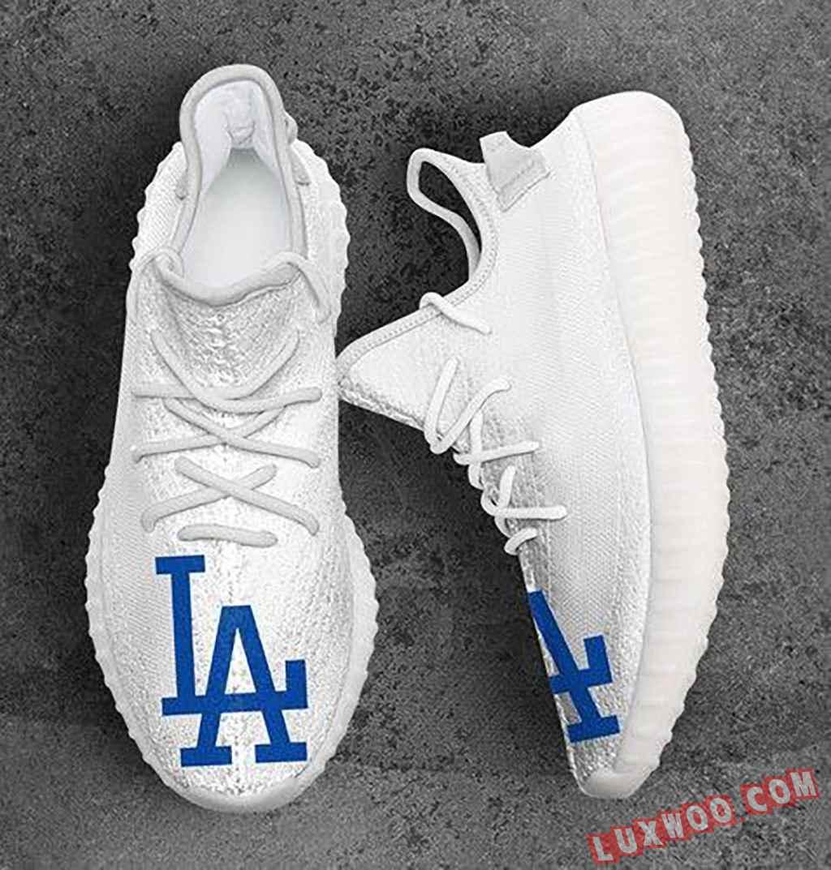 Los Angeles Dodgers Mlb Sport Teams Adidas Yeezy Boost 350 V2