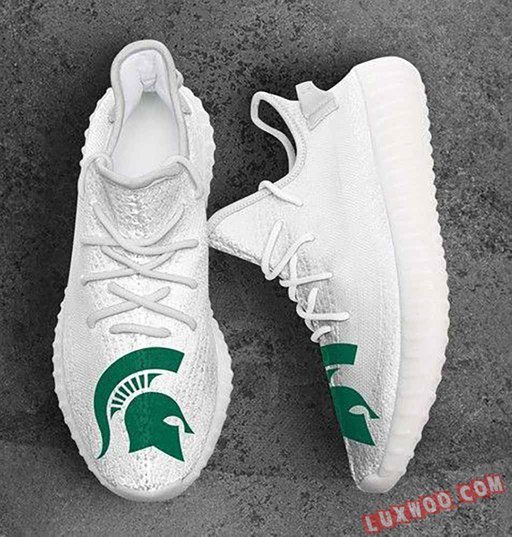 Michigan State Spartans Ncaa Sport Teams Adidas Yeezy Boost 350 V2