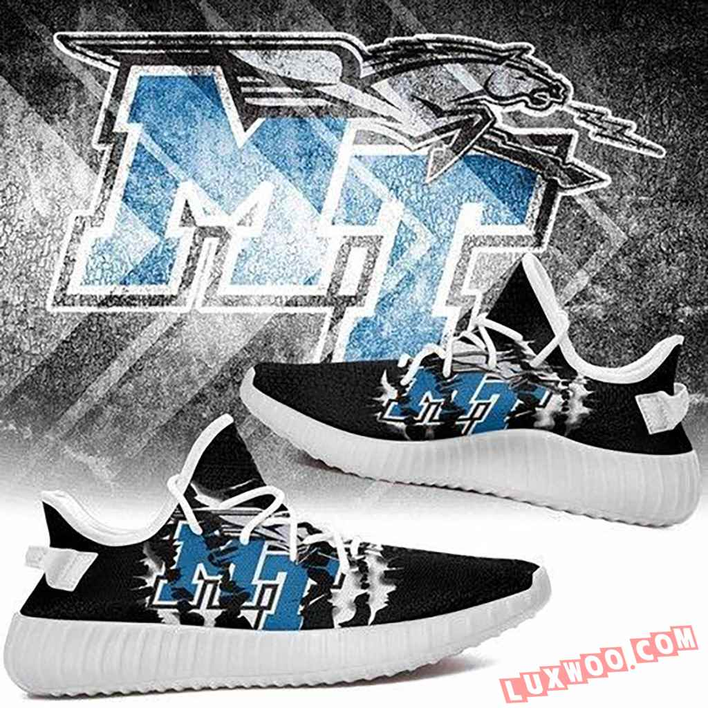 Middle Tennessee Blue Raiders Ncaa Sport Teams Yeezy Boost 350 V2