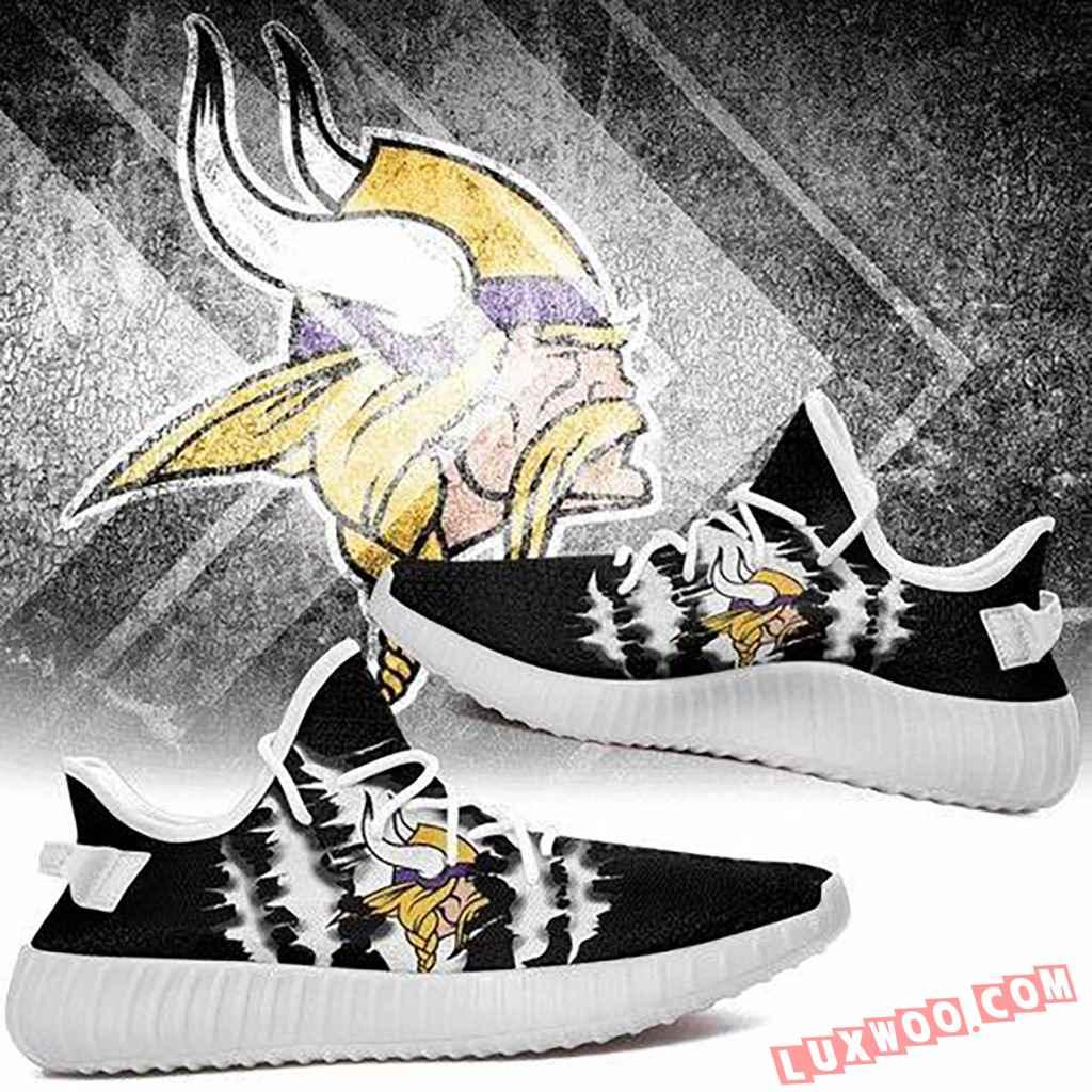 Minnesota Vikings Nfl Sport Teams Yeezy Boost 350 V2 2020