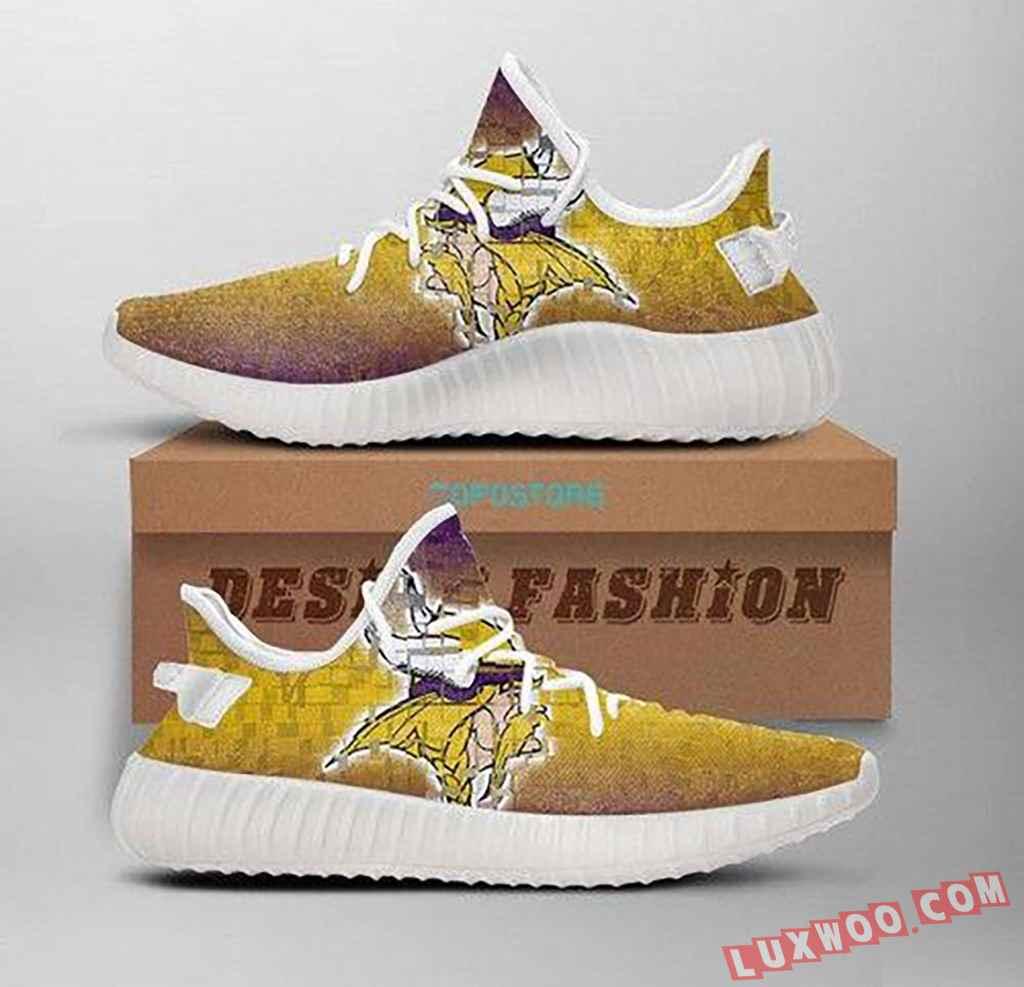 Minnesota Vikings Yeezy Shoe