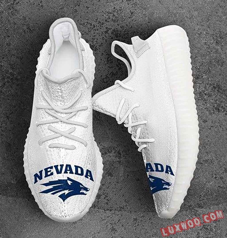 Nevada Wolf Pack Ncaa Sport Teams Adidas Yeezy Boost 350 V2
