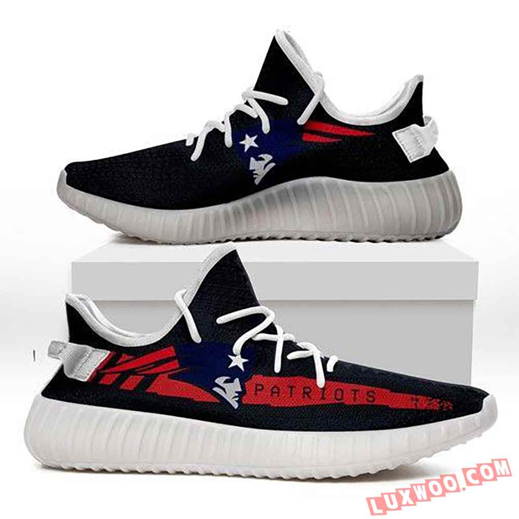 New England Patriots Yeezy Shoes
