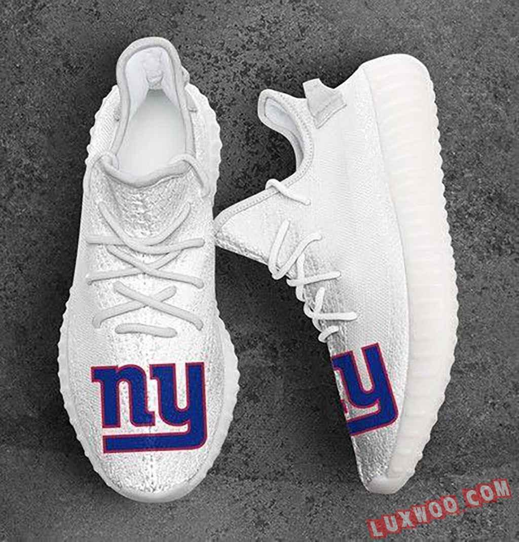 New York Giants Nfl Sport Teams Adidas Yeezy Boost 350 V2