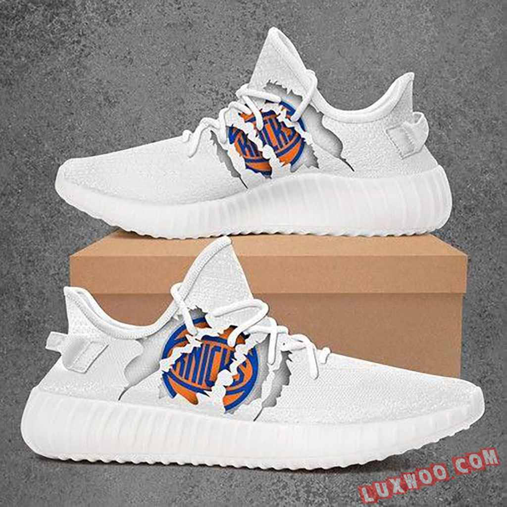 New York Knicks Nba Sport Teams Adidas Yeezy Boost 350 V2
