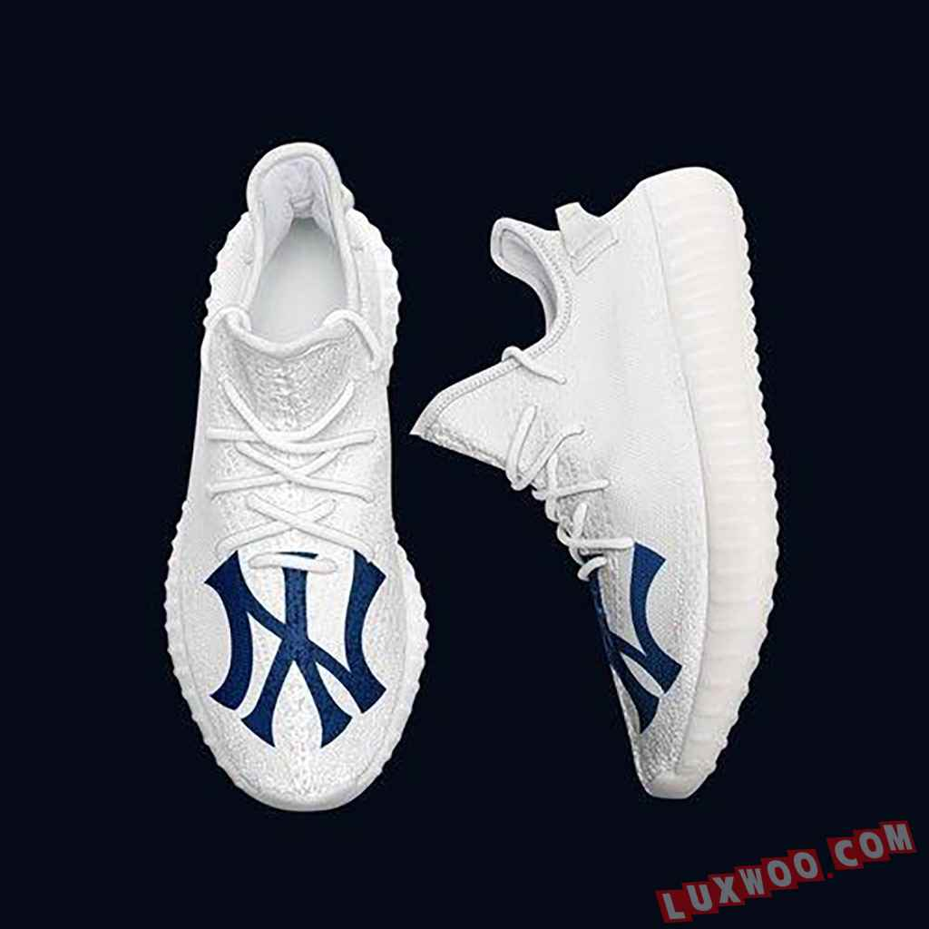 New York Yankees Mlb Teams Yeezy Boost 350 V2