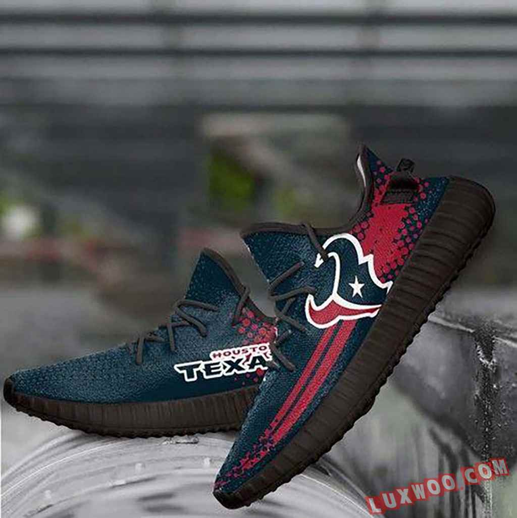 Nfl Houston Texans Yeezy Shoes Sneaker