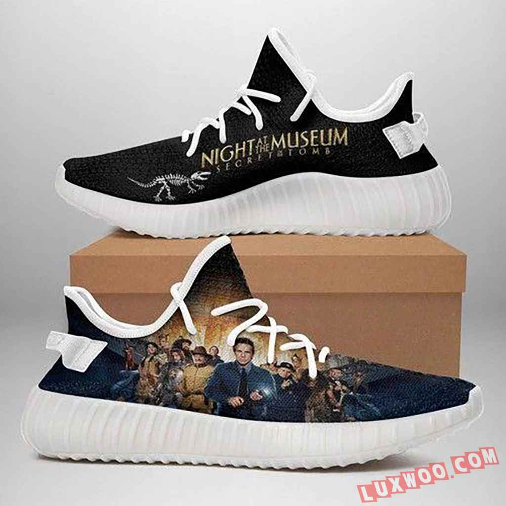 Night At The Museum Yeezy Sneakers 2020