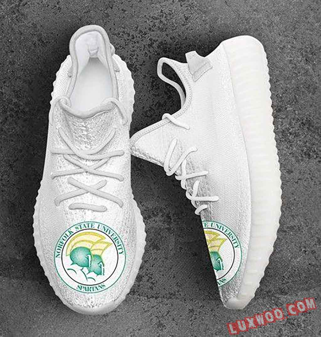 Norfolk State Spartans Ncaa Sport Teams Yeezy Boost 350 V2