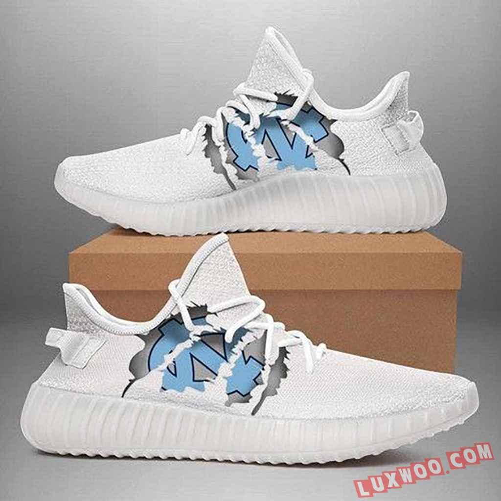 North Carolina Tar Heels Yeezy Shoes Tees