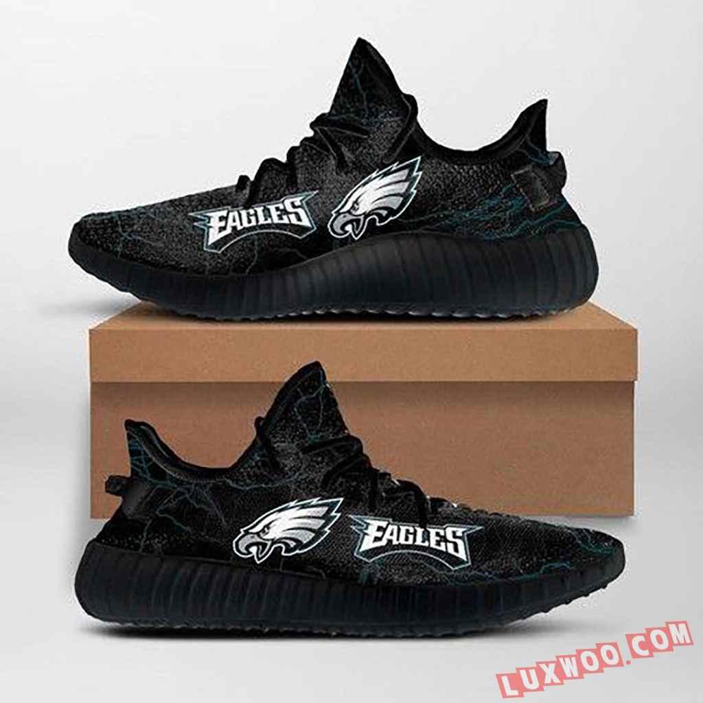 Philadelphia Eagles Nfl Custom Yeezy Shoes For Fans Ffs7027