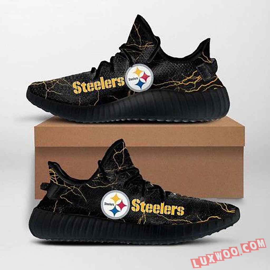 Pittsburgh Steelers Nfl Custom Yeezy Shoes For Fans Ffs7028
