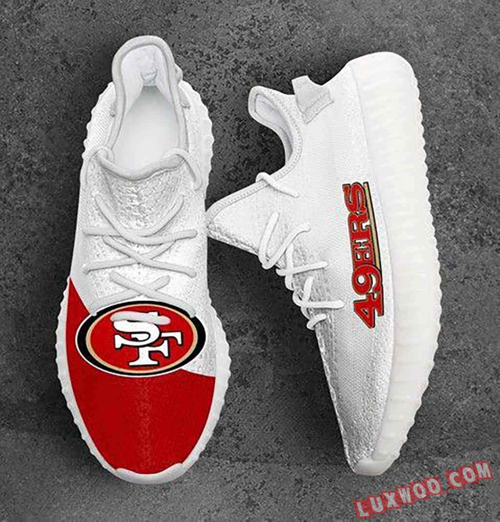 San Francisco 49ers Nfl Sport Teams Adidas Yeezy Boost 350 V2