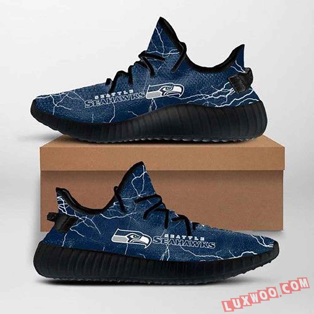 Seattle Seahawks Nfl Custom Yeezy Shoes For Fans Ffs7030