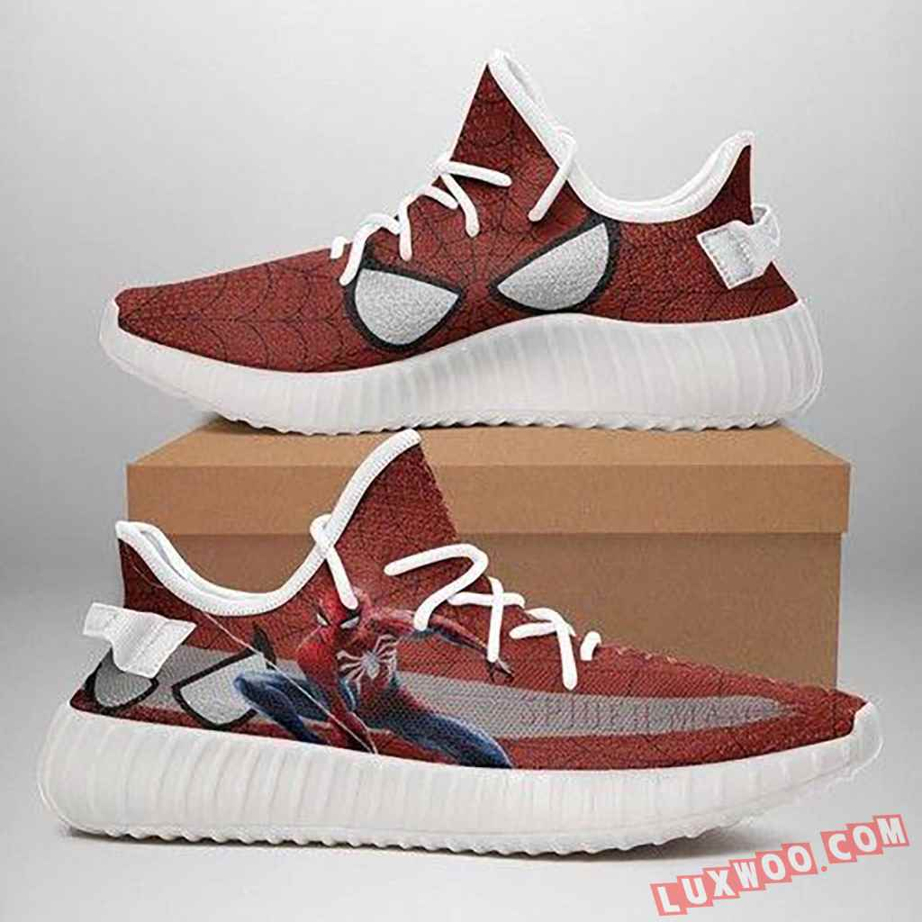 Spider Man Yeezy Sneakers Th008
