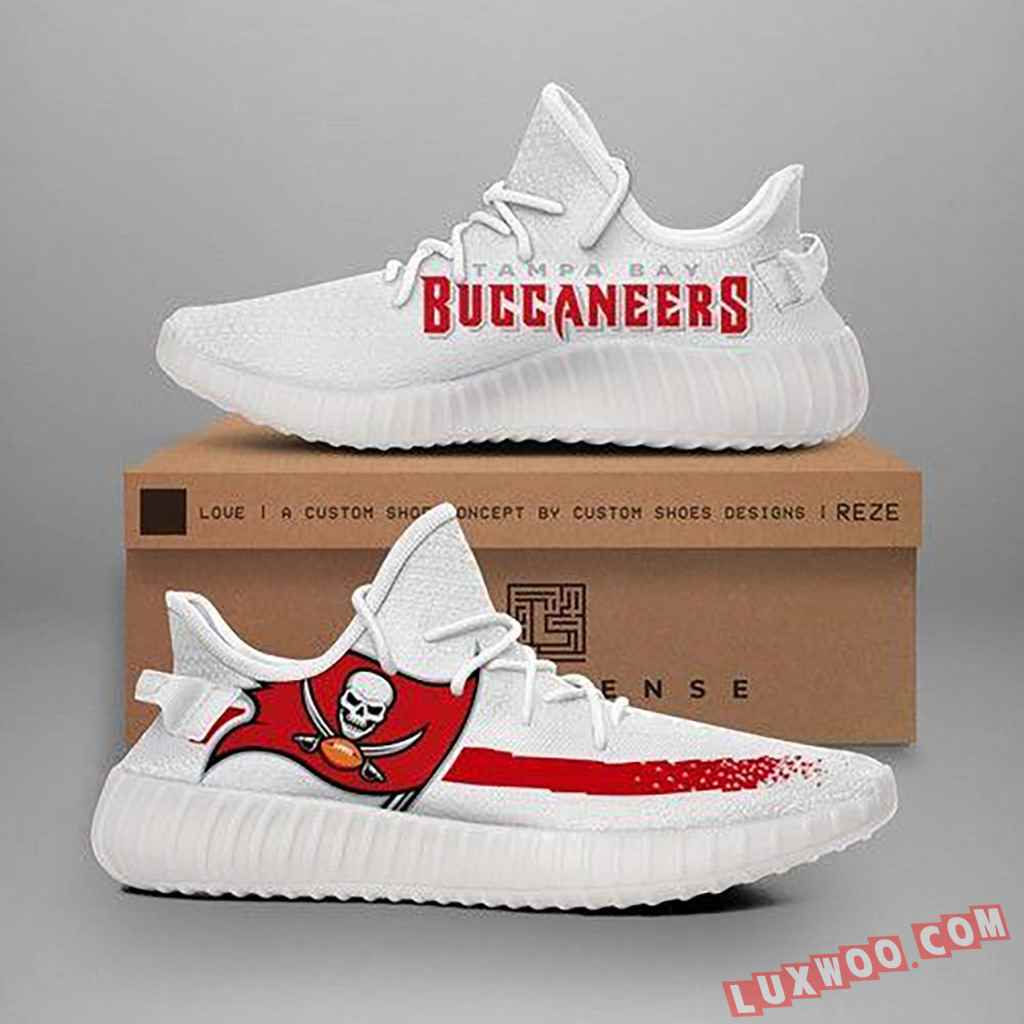Tampa Bay Buccaneers Nfl Teams Yeezy Boost 350 V2