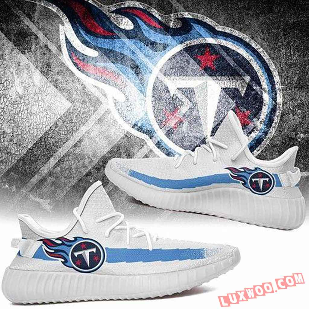 Tennessee Titans Nfl Like Yeezy Boost Shoes Christmas Gift Sneakers